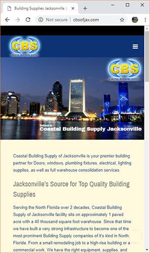 CBSofJAX.com Mobile