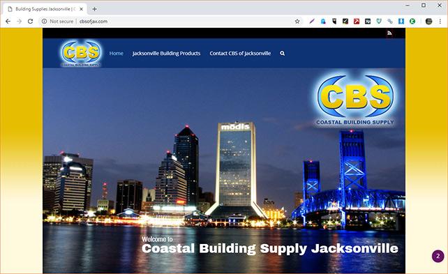 CBSofJAX.com Full Width
